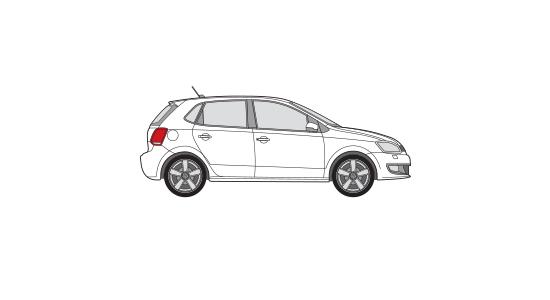 Ford Fiesta oder ähnlich