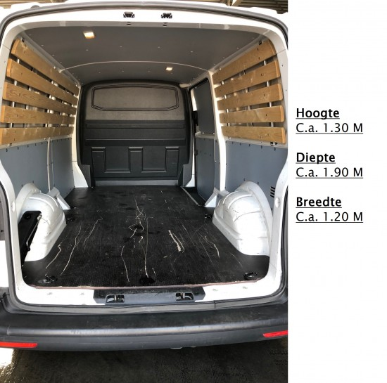 Opel Vivaro / Ford Transit custom or similar