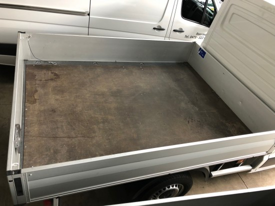 VolksWagen Crafter Pickup (dubbele en enkele cabine) oder ähnlich