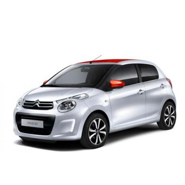 Peugeot 108 of vergelijkbaar