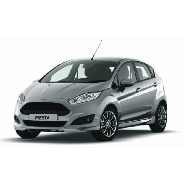Ford Fiesta of vergelijkbaar