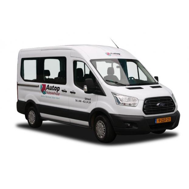 Ford Transit (verlengd/verhoogd) of vergelijkbaar