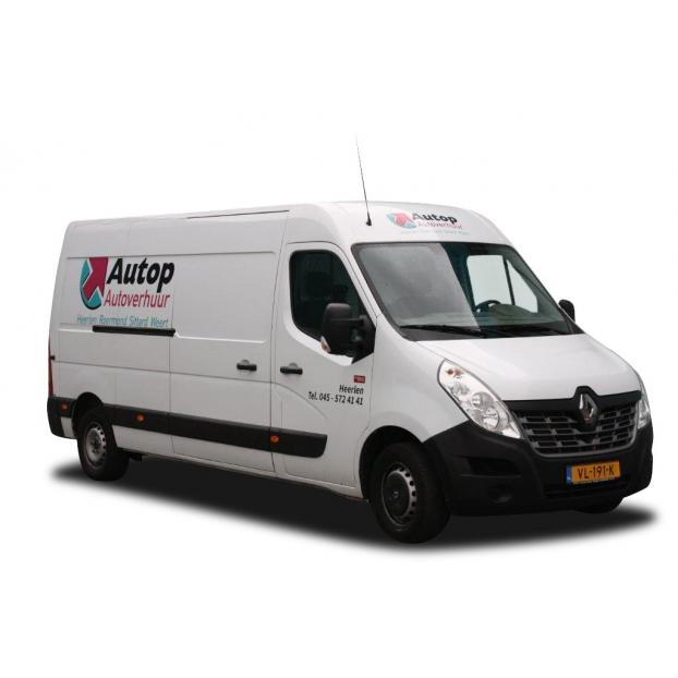 VolksWagen Crafter / Renault Master / FIAT Ducato or similar