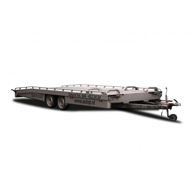 Autoambulance (aanhangwagen, eigen gewicht 600kg) of vergelijkbaar